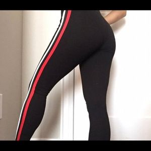 Ultra high waisted leggings